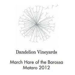 Dandelion 'March Hare of the Barossa' Mataro 2012 image