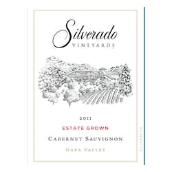 Silverado Vineyards Estate Cabernet Sauvignon 2011 image