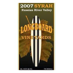 Longboard Vineyards Syrah 2012 image