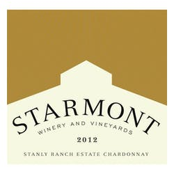 Starmont Winery & Vineyards Chardonnay 2012 image
