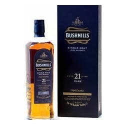 Bushmills 21yr 750ml Single Malt image