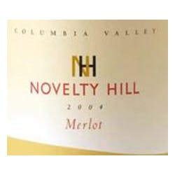Novelty Hill Merlot 2004 image