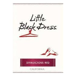 Little Black Dress Divalicious Red 2012 image