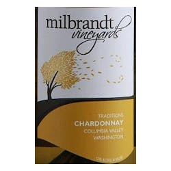 Milbrandt 'Traditions' Chardonnay 2014 image