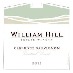 William Hill Estate 'North Coast' Cabernet 2013 image