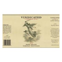Vindicated Cabernet Sauvignon 2013 image