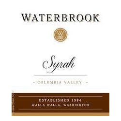 Waterbrook Winery Syrah 2013 image