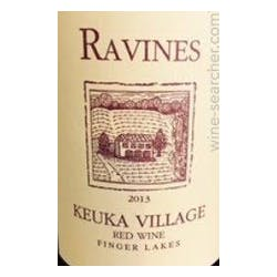 Ravines Cellars Keuka Village Red 2014 image