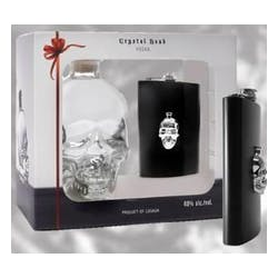Crystal Head 750ml w/Flask image