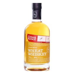 Cedar Ridge Wheat Whiskey image