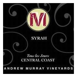 Andrew Murray 'Tous les Jours' Syrah 2014 image