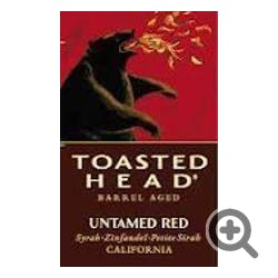 Toasted Head Untamed Red 2012