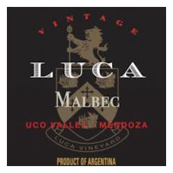 Luca 'Uco Valley' Malbec 2013 image