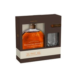 Woodford Reserve Bourbon Glass Set 750ml