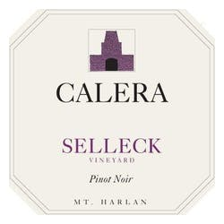 Calera 'Selleck Vineyard' Pinot Noir 2012 image
