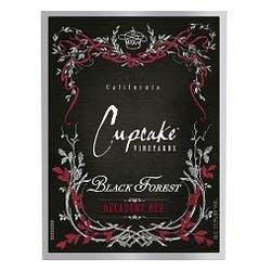 Cupcake Vineyards 'Black Forest' Decadent Red image
