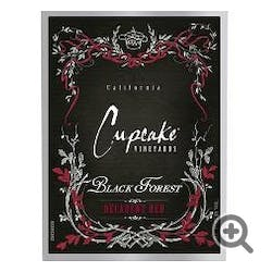Cupcake Vineyards 'Black Forest' Decadent Red