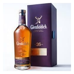 Glenfiddich '26yr' Single Malt Scotch 750ml image