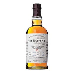 Balvenie 15yr 'Single Barrel' Single Malt Scotch 750ml image