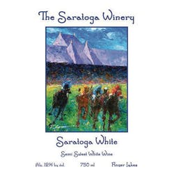 The Saratoga Winery 'Saratoga White' White Blend image