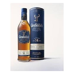 Glenfiddich '14yr' Bourbon Barrel Reserve Single Malt 750 image