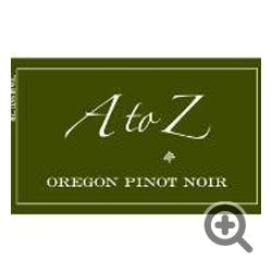A to Z Winery Pinot Noir 2013