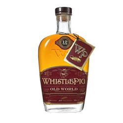 WhistlePig 12yr 750ml 'Old World' Rye Whiskey image