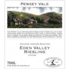 Pewsey Vale Dry Riesling 2015
