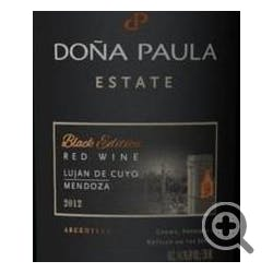 Dona Paula 'Estate' 'Black Edition' Red Wine 2013
