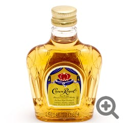 Crown Royal 50ml Canadian Blended Whisky 50ml