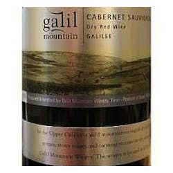 Galil Mountain Winery Cabernet Sauvignon 2012 image