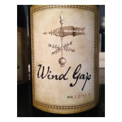 Wind Gap 'Sonoma Coast' Syrah 2013 image