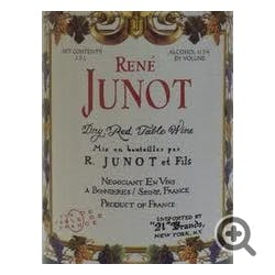 Rene Junot Dry Red Table 1.5L