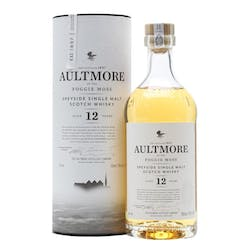 Aultmore 12yr 92Prf 750ml Single Malt Scotch image
