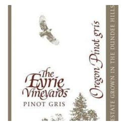 Eyrie Vineyards 'Estate' Pinot Gris 2014 image