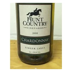Hunt Country Vineyards Chardonnay image