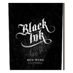 Black Ink Winery Red Blend 2017 image