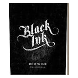 Black Ink Winery Red Blend 2018 image