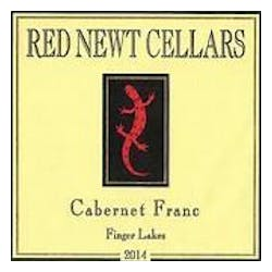 Red Newt Cellars Cabernet Franc 2014 image