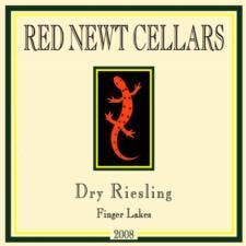 Red Newt Cellars Dry Riesling 2013