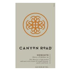 Canyon Road Wines Moscato image