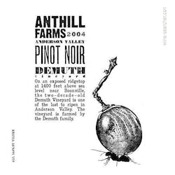 Anthill Farms 'Comptche' Pinot Noir 2013 image