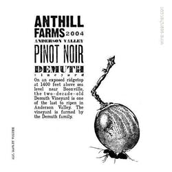 Anthill Farms 'Demuth' Pinot Noir 2013 image