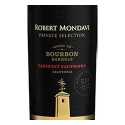 Robert Mondavi Private Select 'Bourbon Barrel Aged' Cab 2014 image