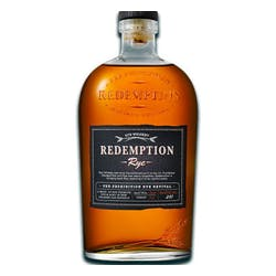 Redemption Rye 92prf Whiskey 750ml image