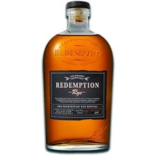 Redemption Rye 92prf Whiskey 750ml