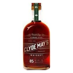 Clyde May's 85prf 750ml Alabama Style Whiskey image
