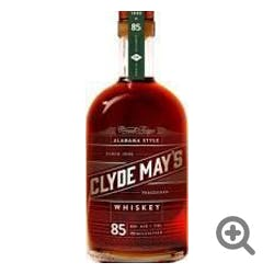 Clyde May's 85prf 750ml Alabama Style Whiskey