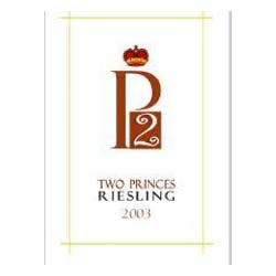 Two Princes P2 Riesling 2013 image