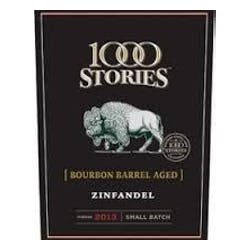 1000 Stories Bourbon Barrel Zinfandel 2014 image